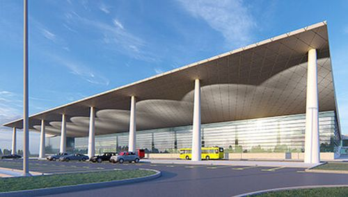 Проект аэропорта Благовещенск от компании «Красинвест»