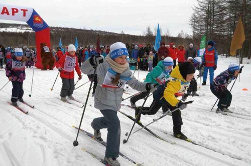 Старт «Лыжне России-2021» в Магадане даст легендарная Елена Вяльбе