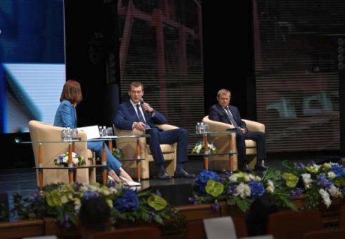 Первый инвестиционный форум «Энергия Дальнего Востока» начал работу в Хабаровске