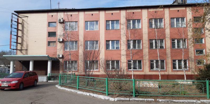 Гостиница «Амур» за 100 рублей номер в сутки!
