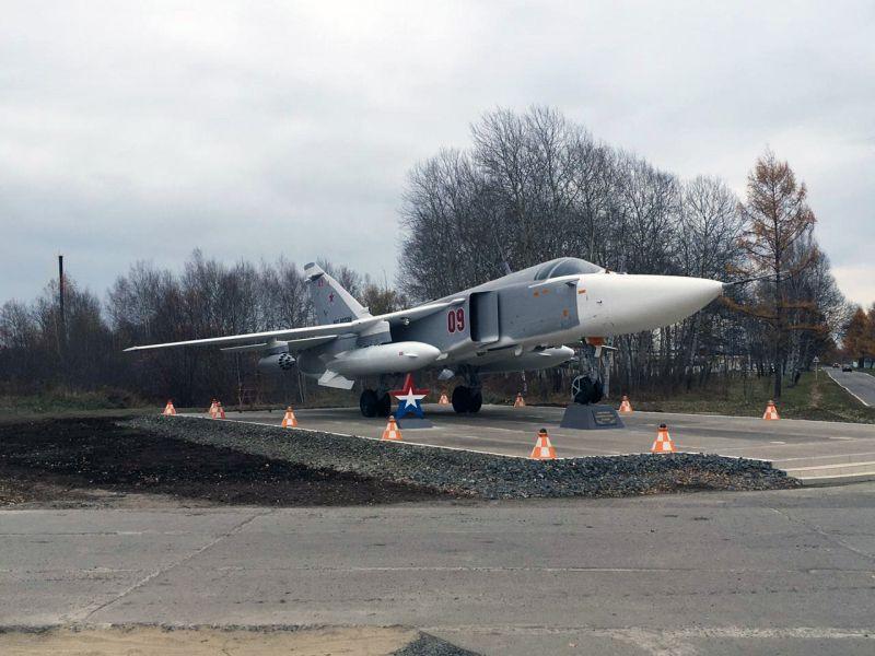 Памятник «Защитникам Дальневосточных рубежей» открыт в поселке Хурба Хабаровского края